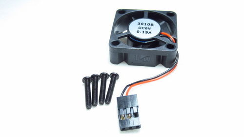 VENTILATEUR FAN-3010BH 6V  HOBBYWING 30860103